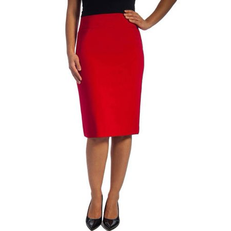 Women's Classic Career Suiting Pencil Skirt