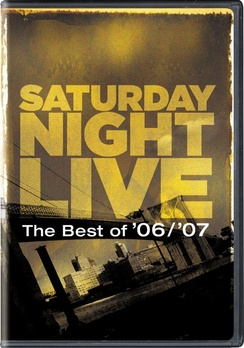 Saturday Night Live: The Best of '06 '07 (DVD) by Universal Studios