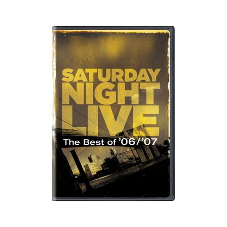 Saturday Night Live: The Best of '06/'07 (DVD)