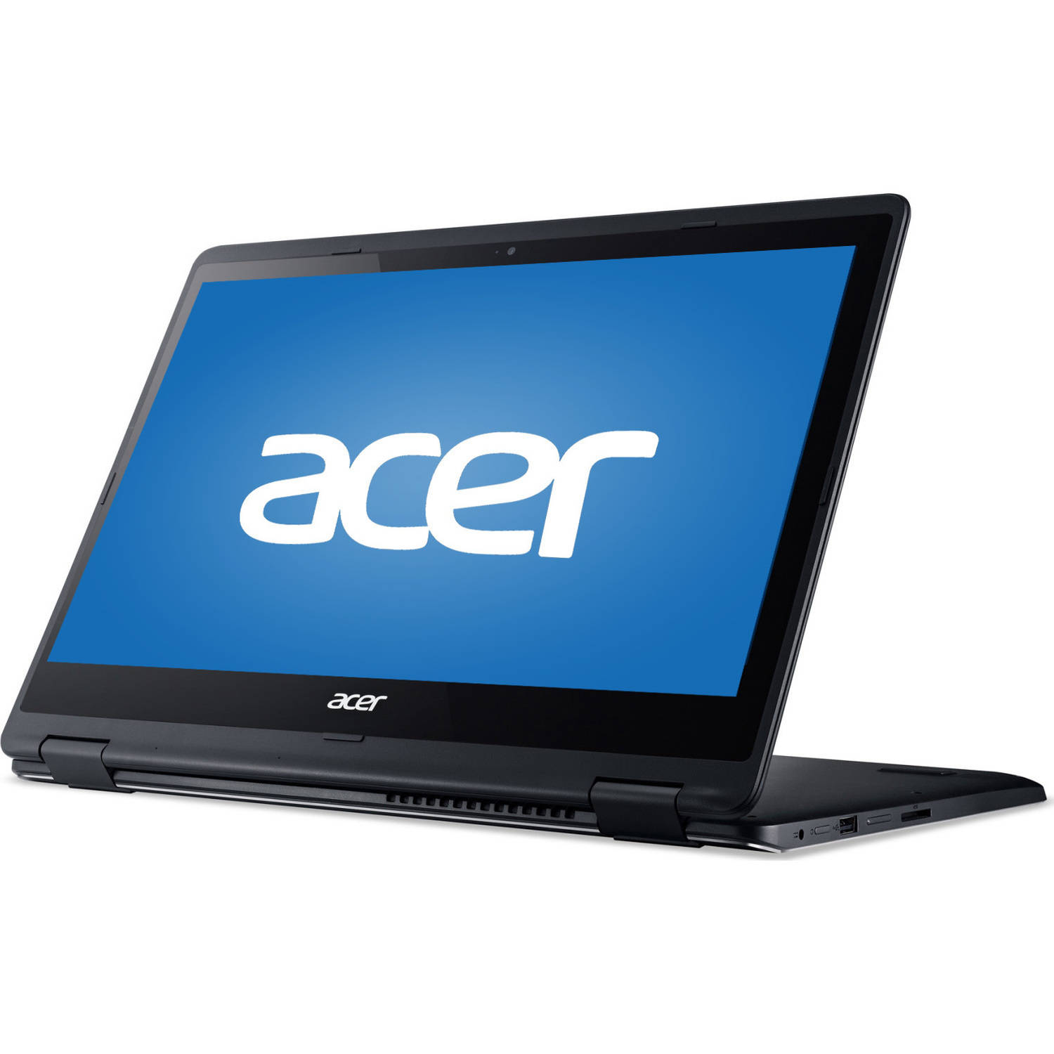 "Manufacturer Refurbished Acer Aspire R5-471T-71LX 14"" Laptop, Touchscreen, 2-in-1, Windows 10 Home, Intel Core i7-6500U Processor, 8GB RAM, 256GB Solid State Drive"