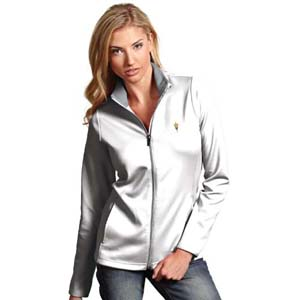 Arizona State Womens Leader Jacket (Color: White)