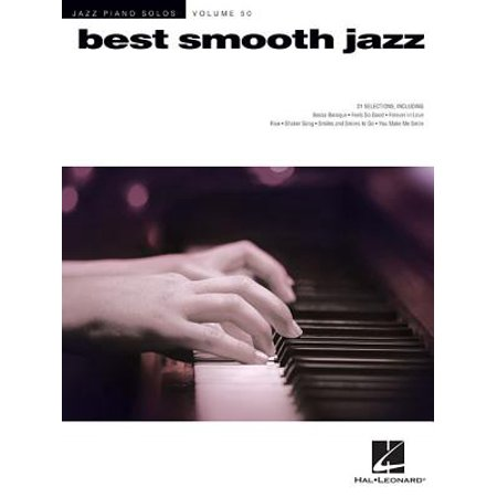 Best Smooth Jazz : Jazz Piano Solos Series Volume