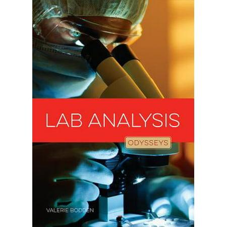 Odysseys in Crime Scene Science : Lab Analysis (Halloween Opening Scene Analysis)