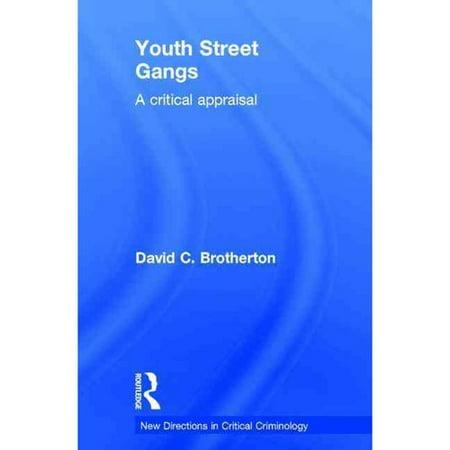 Youth Street Gangs  A Critical Appraisal