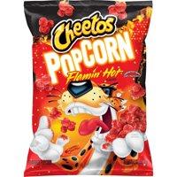 Cheetos Flamin' Hot Popcorn, 2 oz Bag