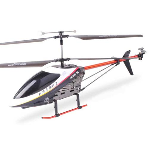 "28"" 3 Channel Big Metal RC Helicopter 2.4GHz with Video Camera Radio Controlled"