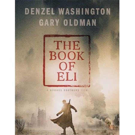 Posterazzi MOV531779 The Book of Eli - Style D Movie Poster - 11 x 17 in. - image 1 of 1