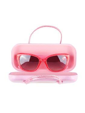 Shopkins Kid's Sunglasses and Case Set