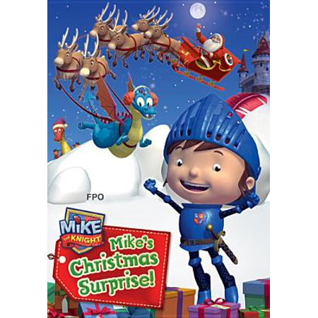 Mike the Knight: Mike the Knight: Mike's Christmas Surprise! (Other)
