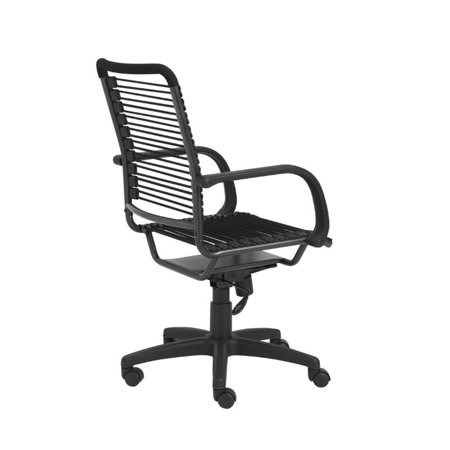 Brika Home High Back Office Chair in Black - image 3 de 4