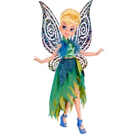 """Disney Fairies 9"""" Deluxe Fashion Doll, Pixie Party, Tink 2"""