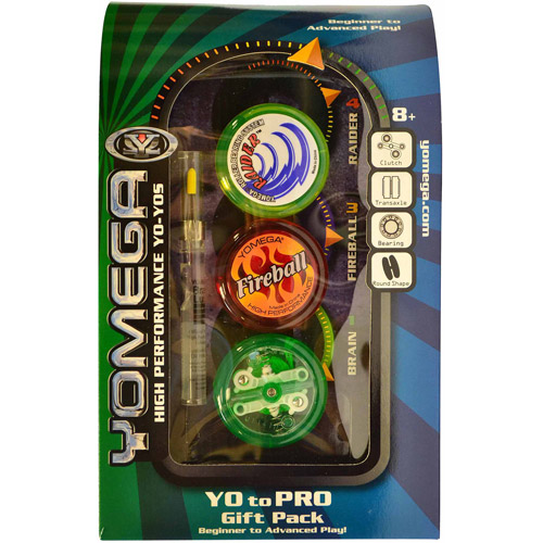 Yomega Yo to Pro 3 Yo-Yo Gift Set