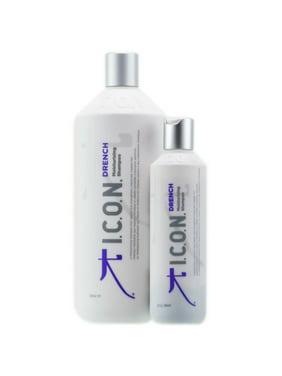 Icon Drench Moisturizing Shampoo - Size : 8.5 oz