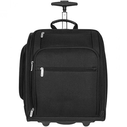 Travelon 14 inch Wheeled Carry-On - Black 14 inch Wheeled Carry-On