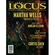 Locus Magazine, Issue #691, August 2018 - eBook