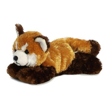 Red Panda Mini Flopsie - Stuffed Animal by Aurora Plush (31386)