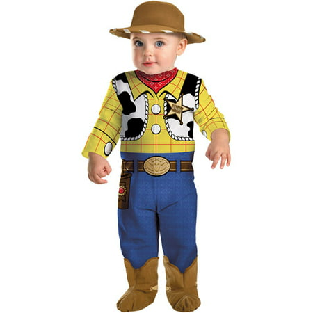 TOY STORY WOODY INFANT 0-6 MOS (Woody Outfit)