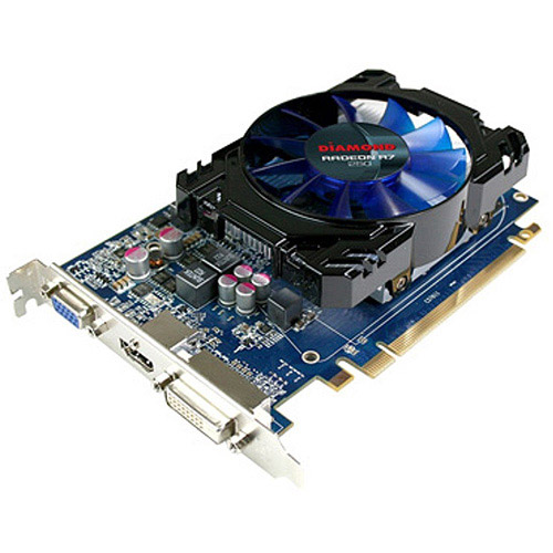 Diamond AMD Radeon R7 250 1GB DDR5 Graphics Card