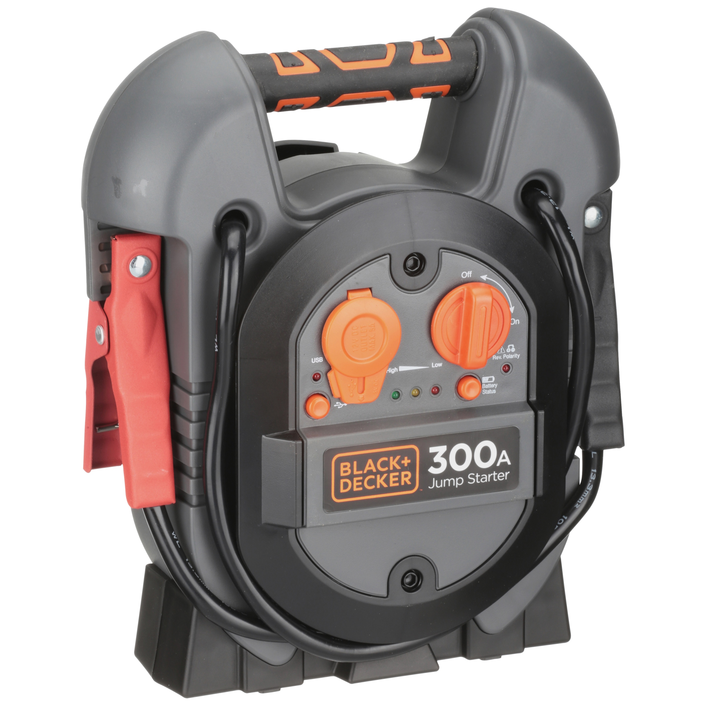 Click here to buy Black & Decker 600A Peak Battery 300A Instant Jump Starter Box by BLACK%2BDECKER.