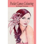 Pocket Cameo Colouring Book : Art Therapy Collection