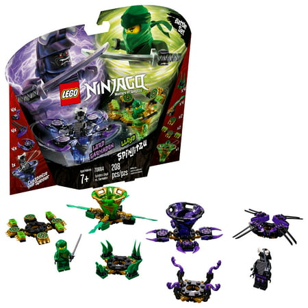 LEGO Ninjago Spinjitzu Lloyd vs. Garmadon 70664