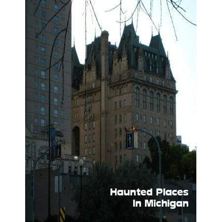 Haunted Places In Michigan - eBook