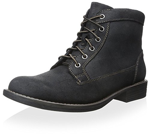 Eastland Men's Wayne Boot, Black Oiled, 9.5 M US