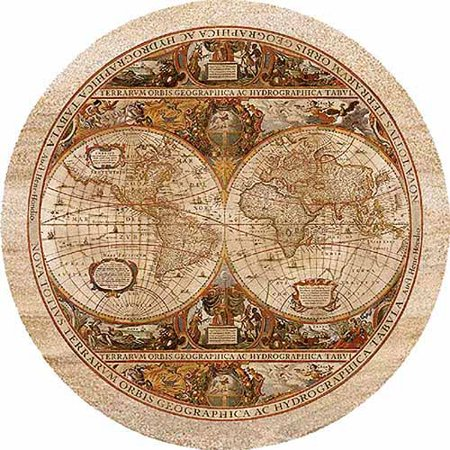 Thirstystone Drink Coasters Set, Old World Passages