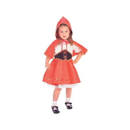 Child's Little Red Riding Hood Costume - Little Red Riding Hood Child Costume