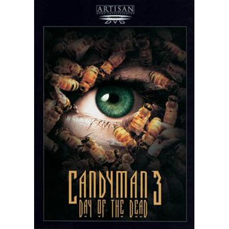 Candyman: Day Of The Dead (DVD) - Male Day Of The Dead