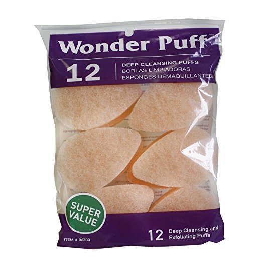 Wonder Puff, 12 Ct