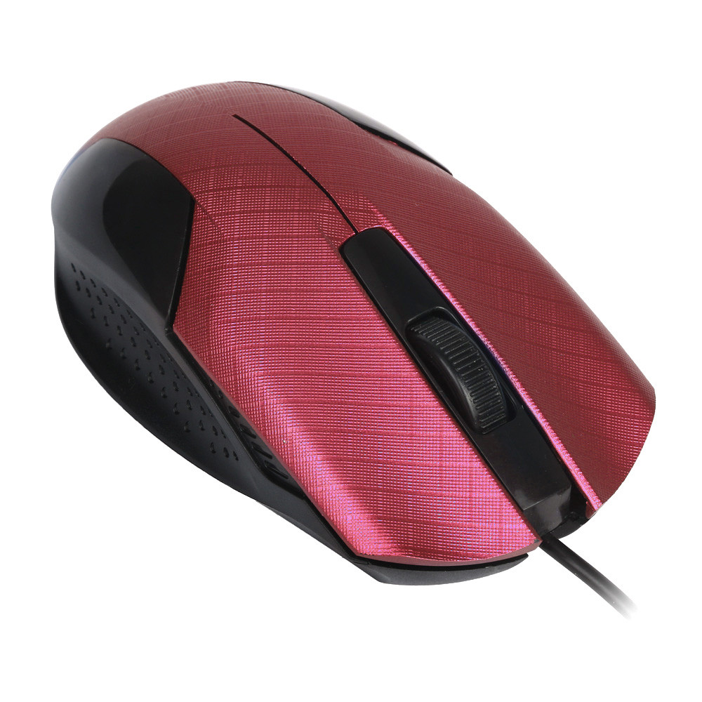 New Fashion Popular 1600DPI 3D Optical USB LED Wired Gaming Mouse Mice For PC Laptop Scroll