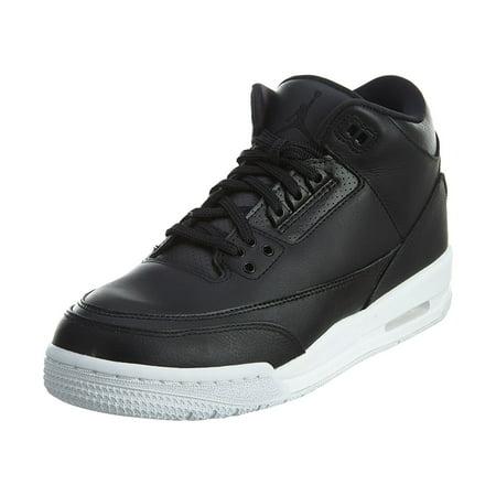 Cheap Kids Jordans (Air Jordan 3 RETRO BG Boys Sneakers)