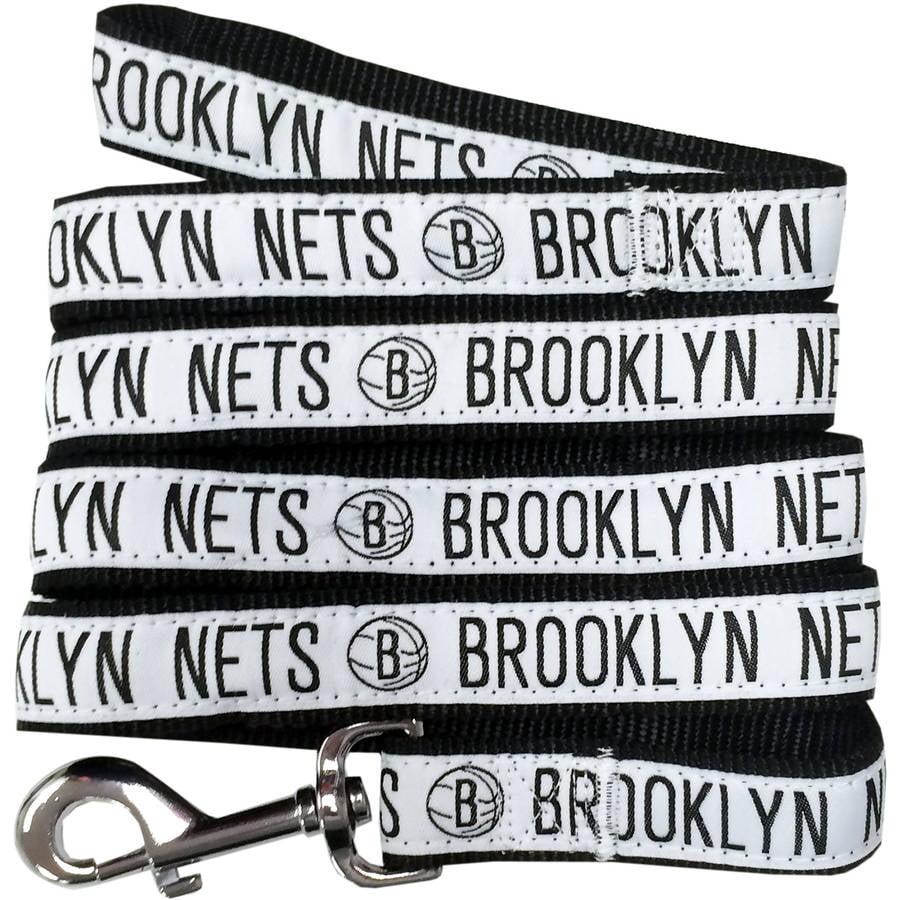 Pets First NBA Brooklyn Nets Pet Leash, Assorted Sizes