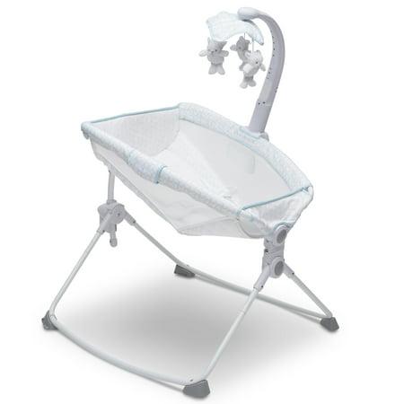 (Beautyrest Deluxe 3-in-1 Activity Rocker, Feeder and InclineSleeper for Newborns, Clover)