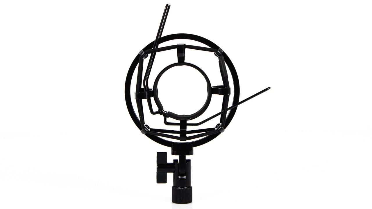 Shock Mount for Audix D6 Kick Drum Microphone Black by