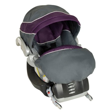 Baby Trend Flex Loc Baby Infant Car Seat With Boot Cover