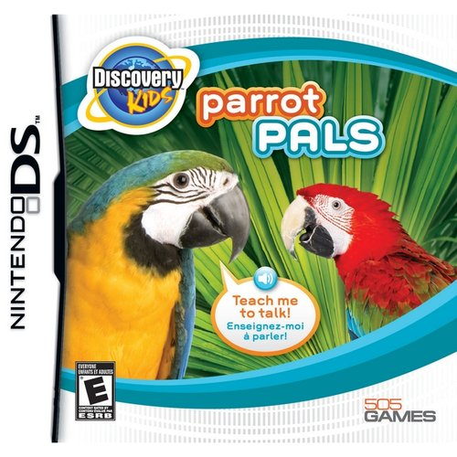 Discovery Kids Parrot Pals - Nintendo DS