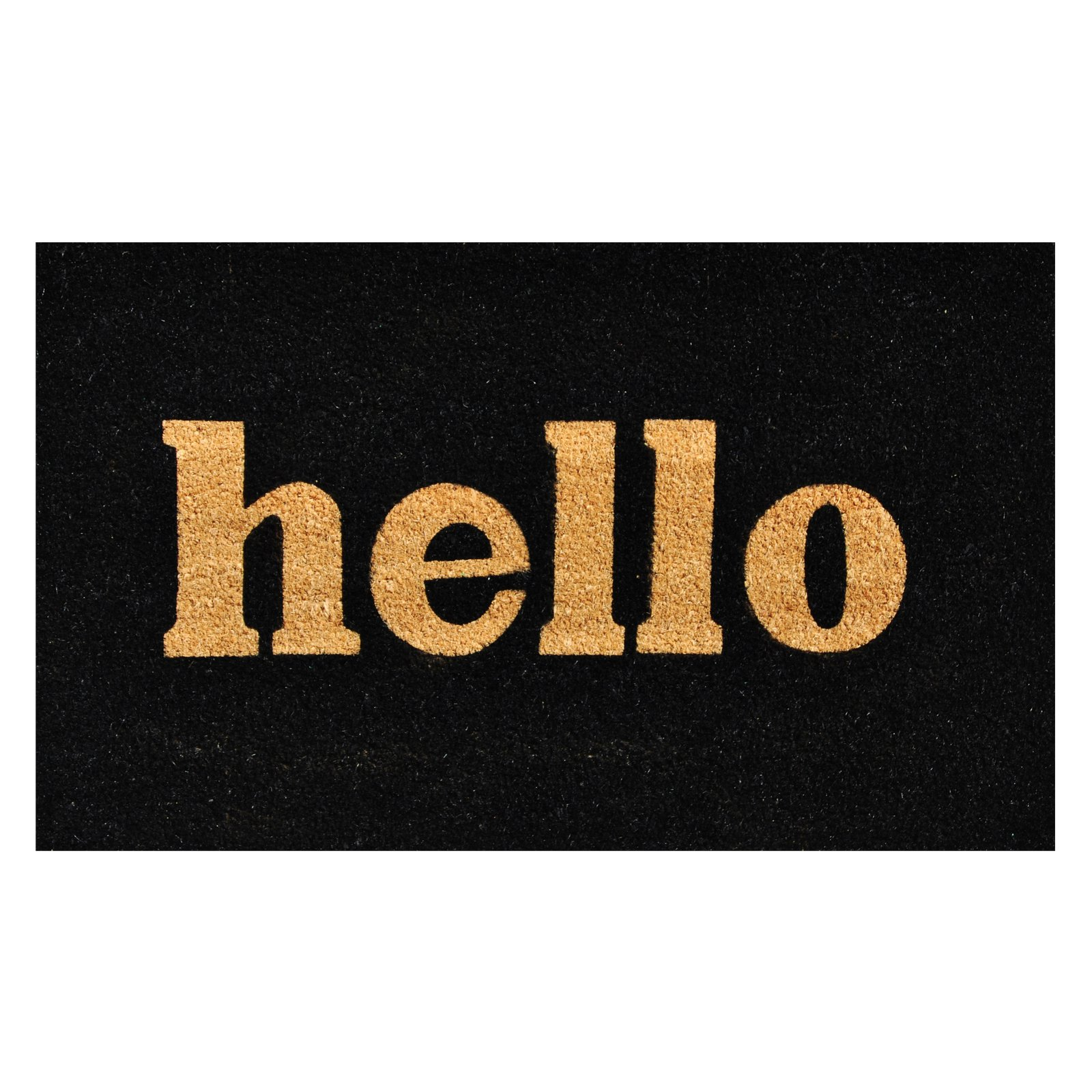Calloway Mills Hello Outdoor Doormat, Multiple Colors