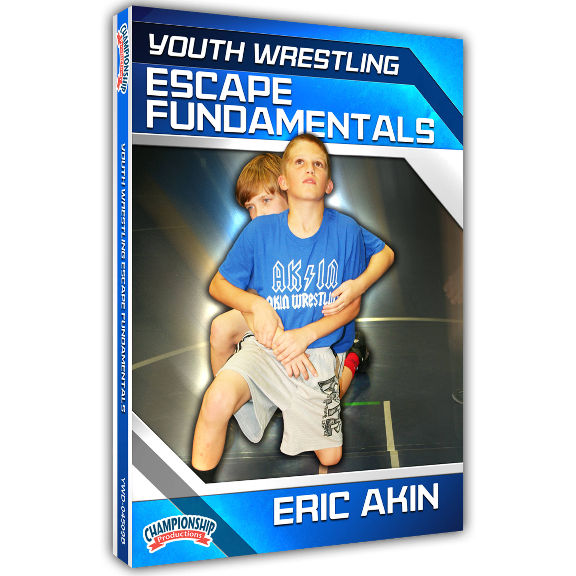 Youth Wrestling: Escape Fundamentals DVD