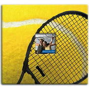 "Sport and Hobby Post Bound Album, 12"" x 12"", Tennis"