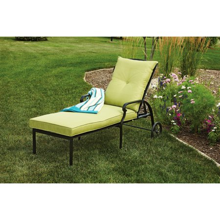 Better homes gardens chaise lounge for Chaise lounge at walmart