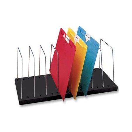 - Buddy Classic 0710 8-Section Wire Desktop File Organizer BDY07104