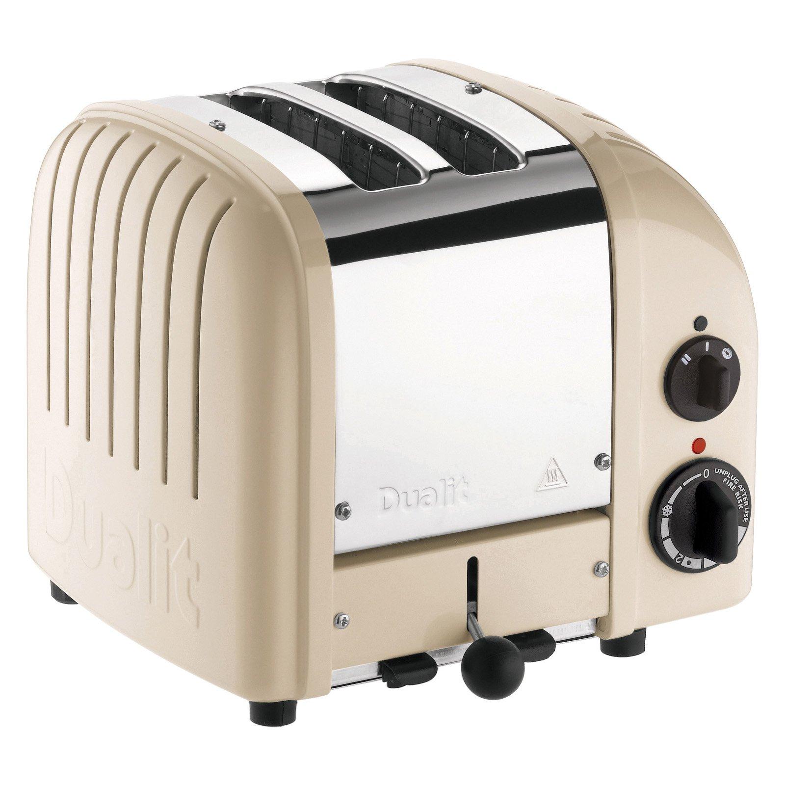Dualit 27152 2 Slice NewGen Toaster - Utility Cream