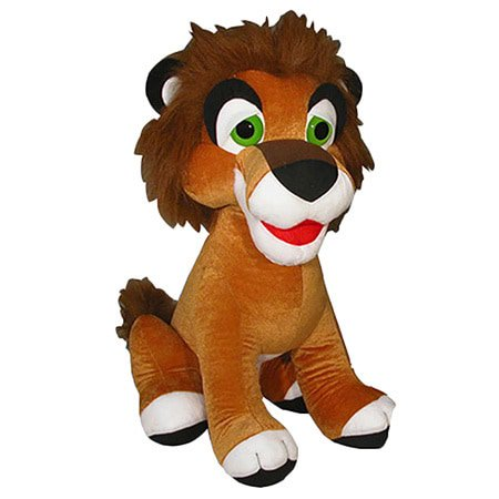 Classic Toy Company  Lexus the Lion