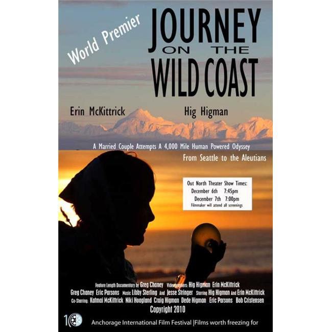 Posterazzi MOVIB95093 Journey on the Wild Coast Movie Poster - 27 x 40 in. - image 1 of 1