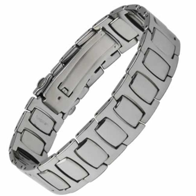AAB Style BTS-15 Very Nice Tungsten Carbide Bracelet