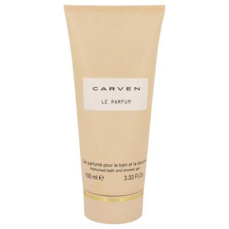 Carven Le Parfum Perfume by Carven, 3.3 oz Shower Gel - image 2 of 3