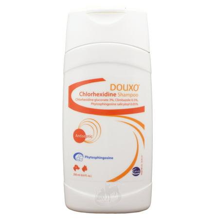 DOUXO Chlorhexidine Shampoo (6.8 oz)