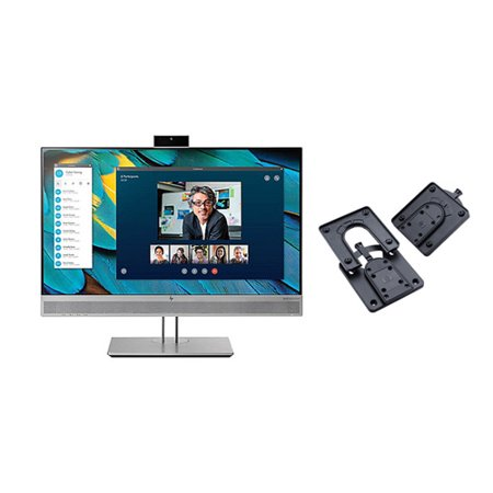 HP EliteDisplay E243m Monitor w/ Quick Release Mounting Kit EliteDisplay E243m Monitor
